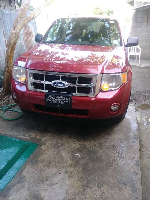 Imagen Ford Escape