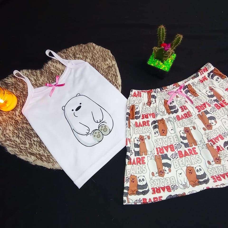 Imagen producto Hermosas pijamas para todo tipo de cuerpo  10