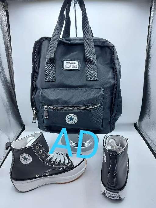 Imagen producto Conjunto bolso botas  3