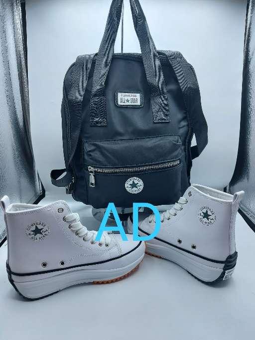 Imagen producto Conjunto bolso botas  6