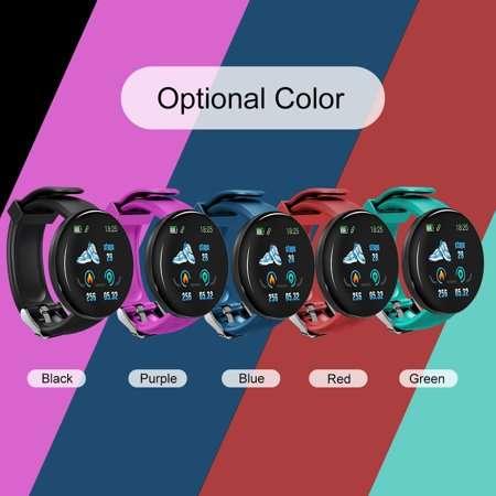 Imagen producto SMARTWATCH reloj pulsometro, notificaciones, podómetro. 2