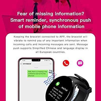Imagen producto SMARTWATCH reloj pulsometro, notificaciones, podómetro. 6