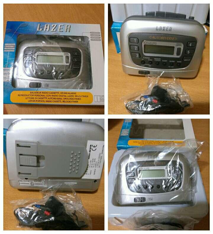 Imagen producto Walkman a estrenar años 80/90 1