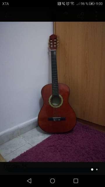 Imagen Guitarra Española.