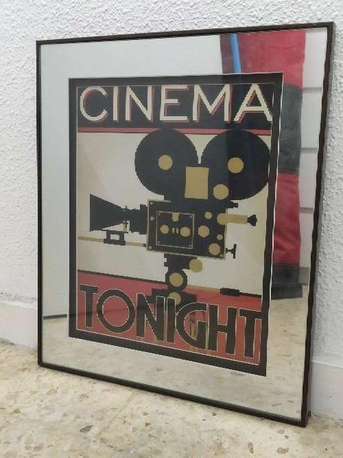 Imagen Cuadro Cinema Tonight.