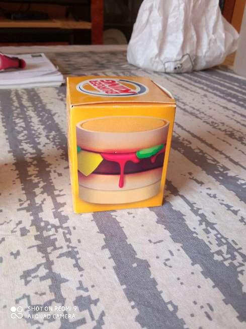 Imagen altavoz burger King