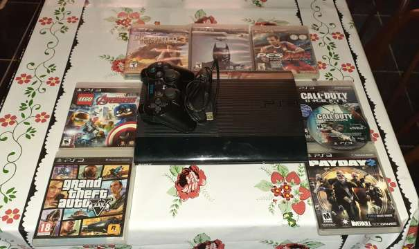 Imagen PlayStation 3 Súper Slim 500gb