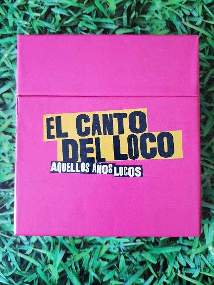 Imagen El canto del loco CDs