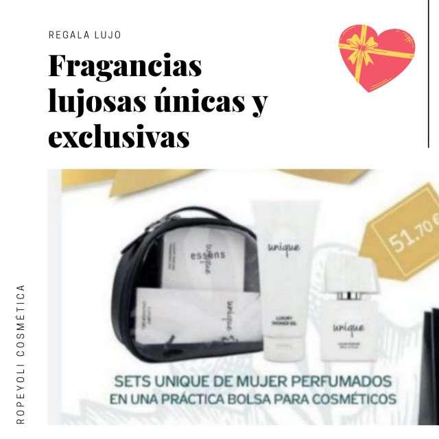 Imagen Set perfumes Unique mujer