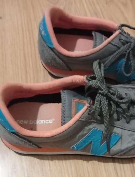 Imagen Bambas New Balance T40.5