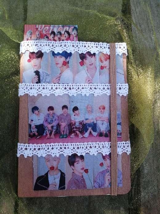 Imagen producto Cesta BTS (K-POP)  3