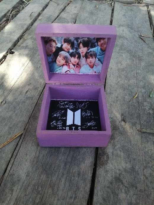 Imagen producto Cesta BTS (K-POP)  2