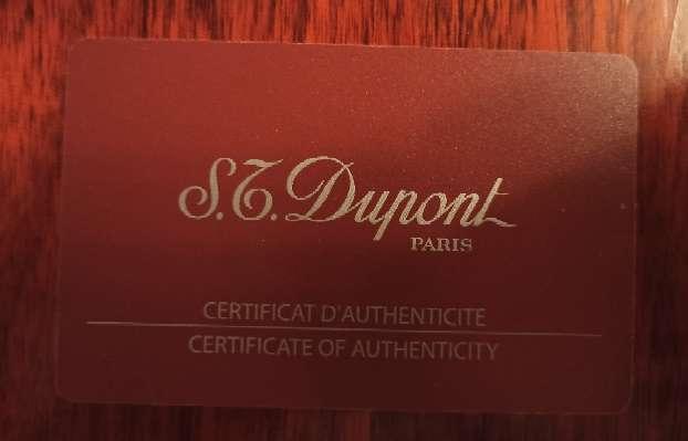 Imagen Dupont billetera y bolígrafo 250€