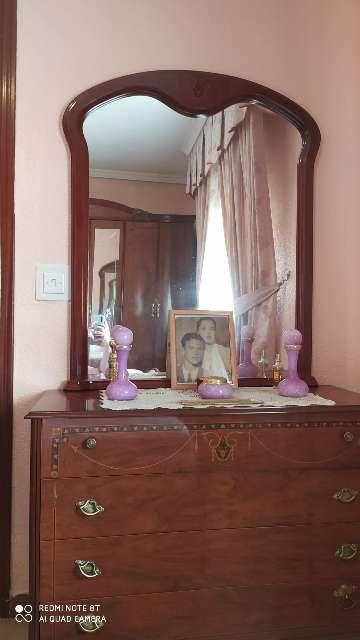 Imagen Dormitorio de matrimonio clásico