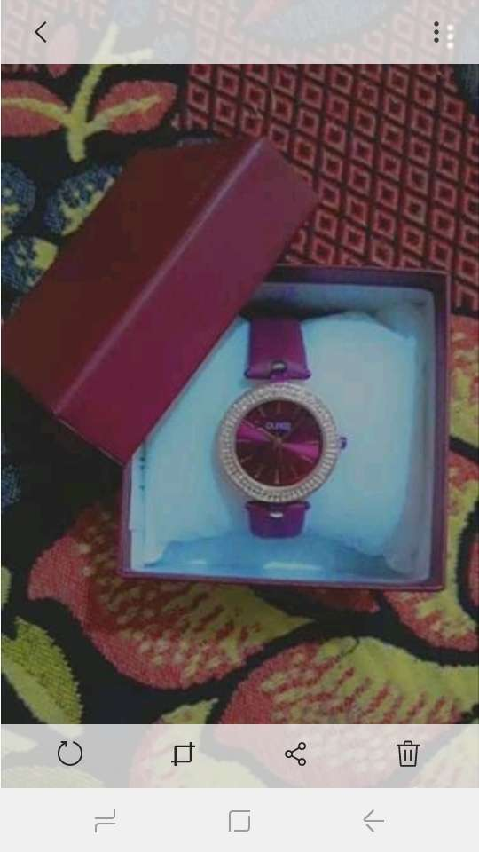 Imagen reloj para dama