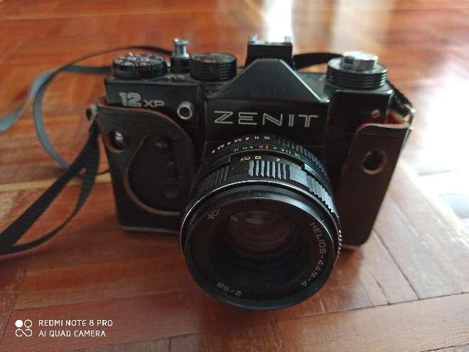 Imagen producto Zenit Cámara de fotos Original 1
