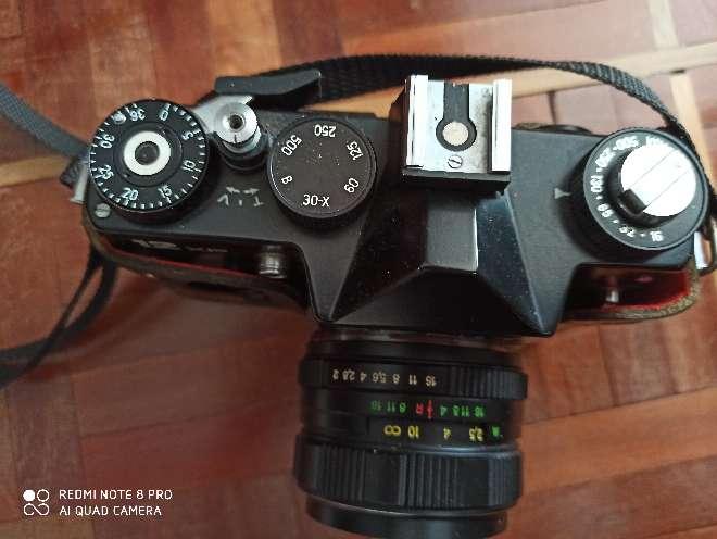 Imagen producto Zenit Cámara de fotos Original 2