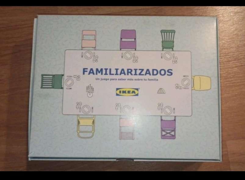 Imagen Juego anuncio Navideño IKEA