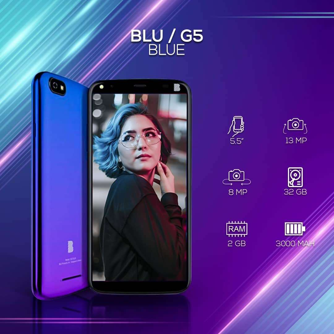 Imagen Celular Blu G5