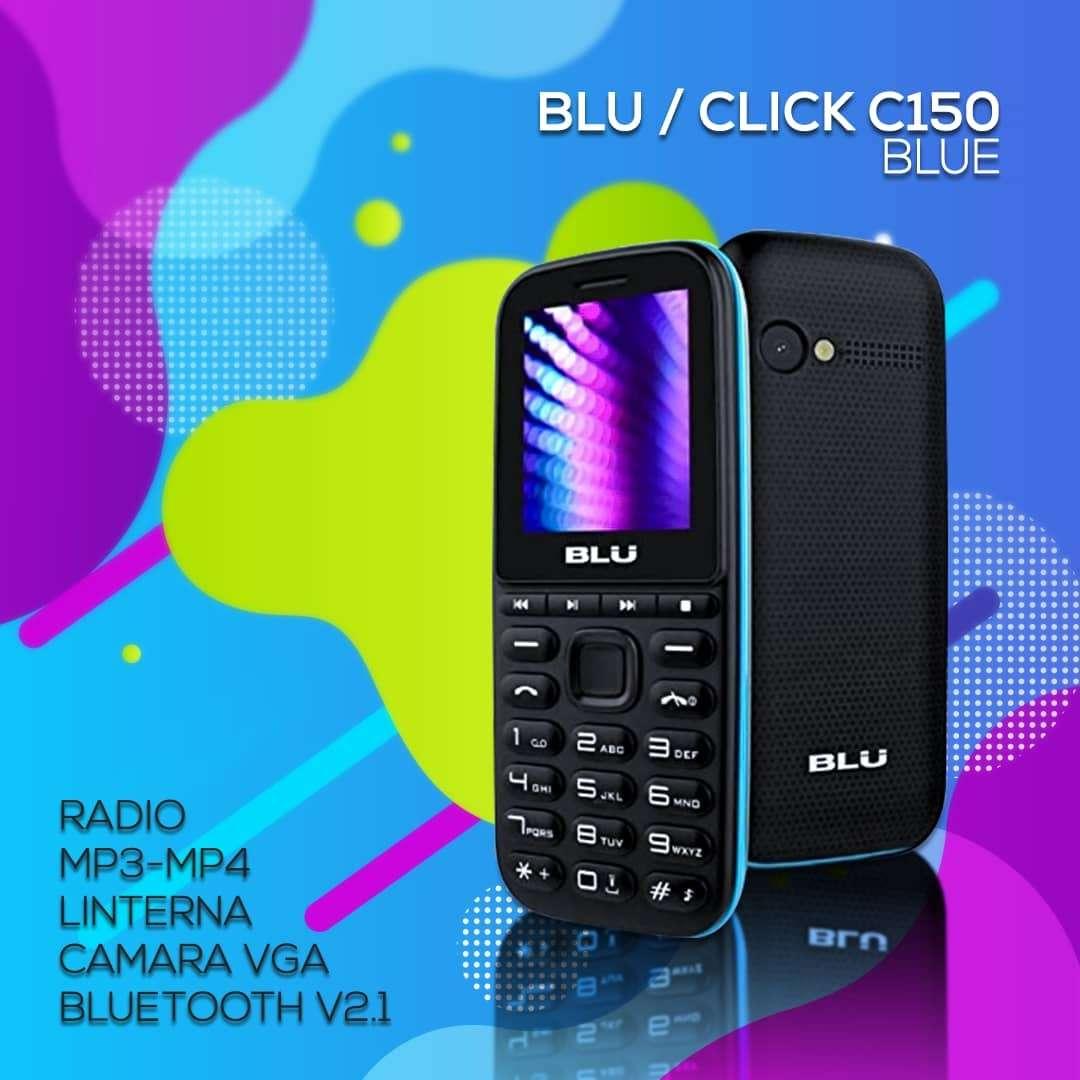 Imagen Celular Blu Cli