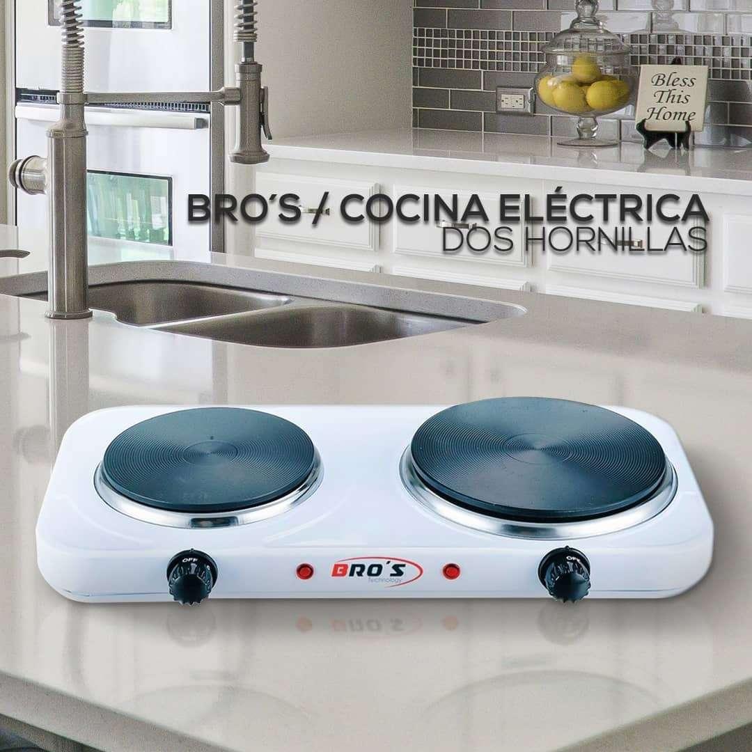 Imagen Cocina Eléctrica de 2 Hornillas