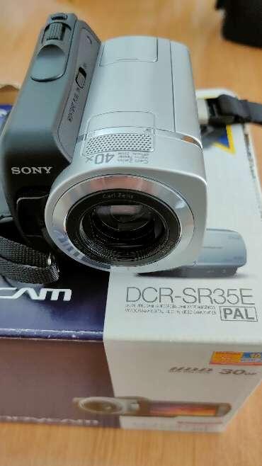 Imagen producto Videocámara Sony DCR-SR35E 4