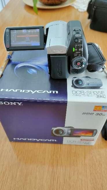 Imagen producto Videocámara Sony DCR-SR35E 2