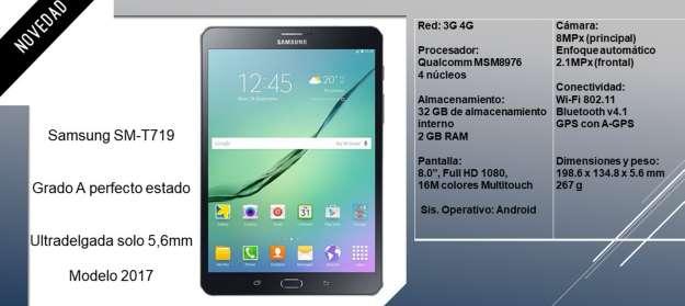 Imagen Tablet reacondicionada