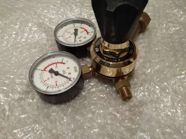 Imagen Manómetros hidrogeno