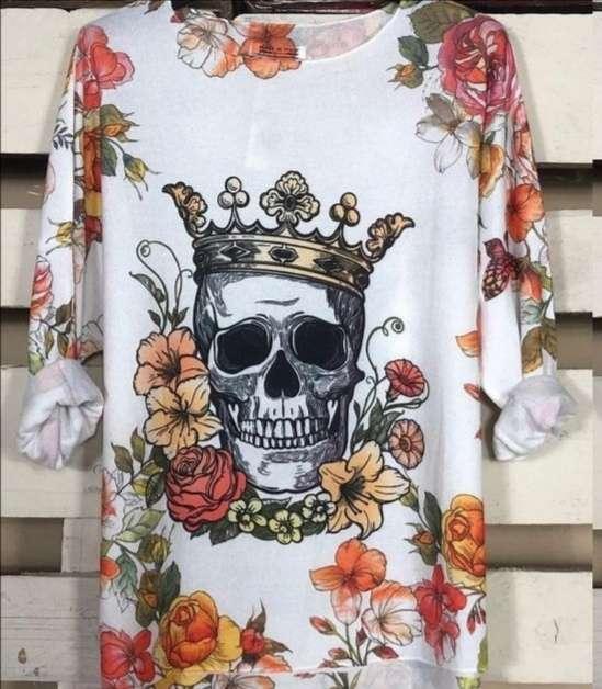 Imagen Camisetas calavera