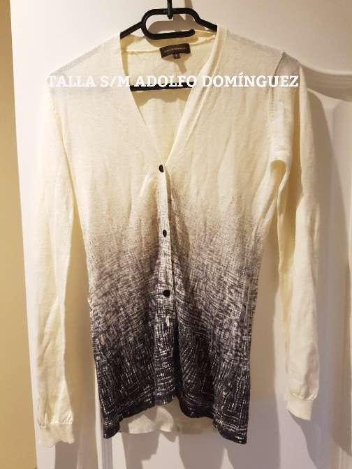Imagen Jersey tricot adolfo Dominguez