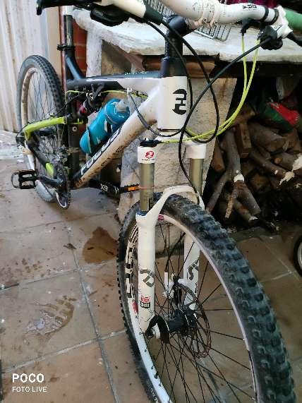Imagen producto Bicicleta montaña doble  2