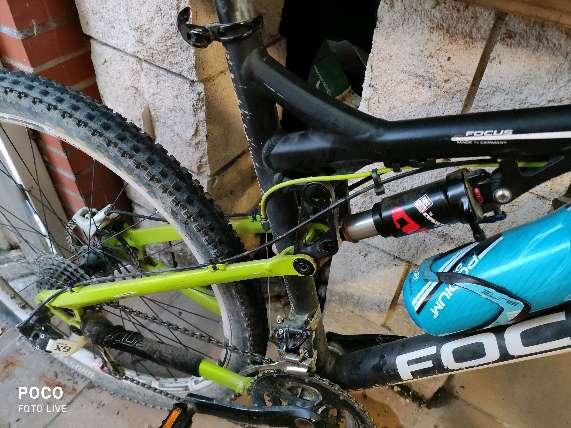 Imagen producto Bicicleta montaña doble  3