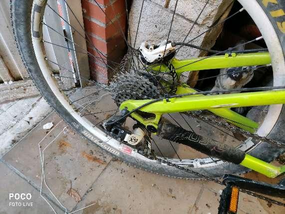Imagen producto Bicicleta montaña doble  4
