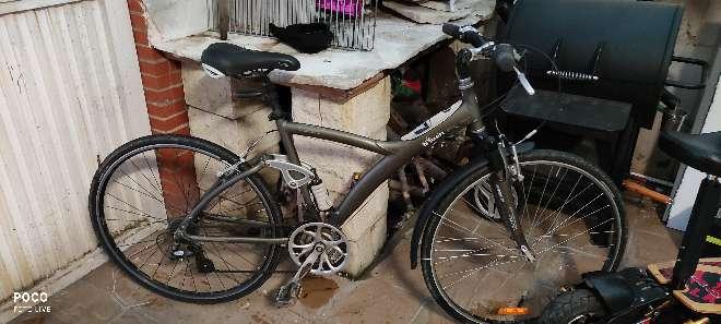 Imagen bicicleta paseo doble