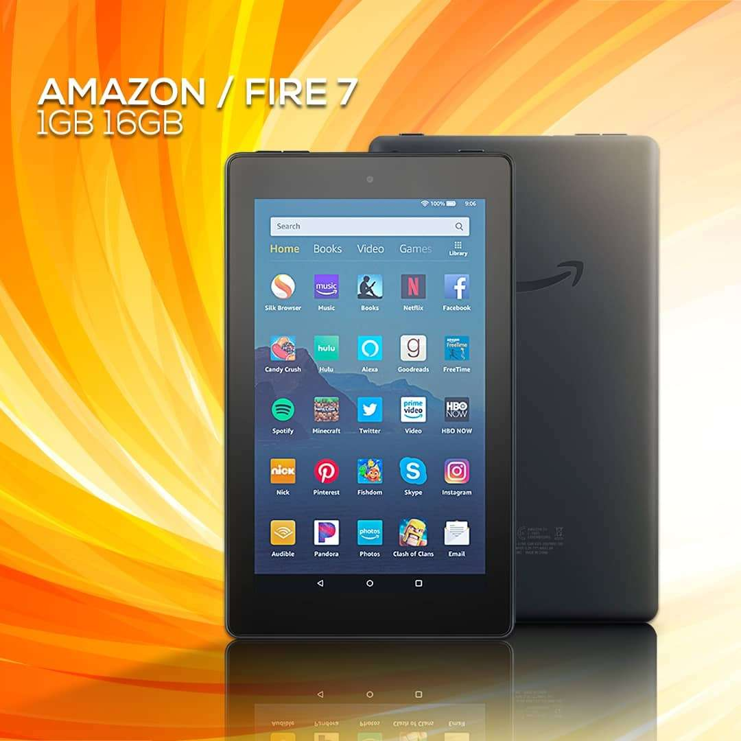 Imagen Tablet Amazon Fire 7