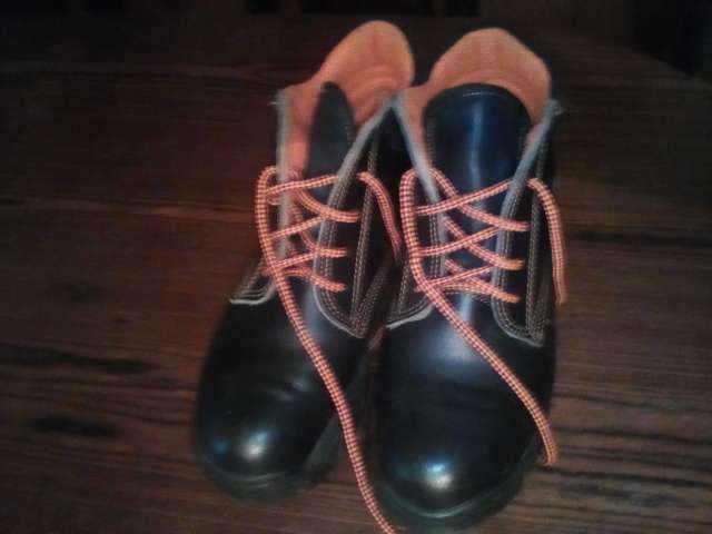 Imagen botas de seguridad