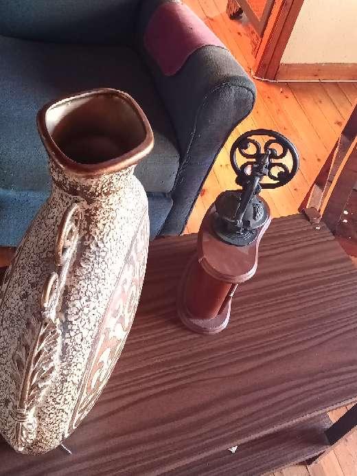 Imagen se vende artículo de cerámica