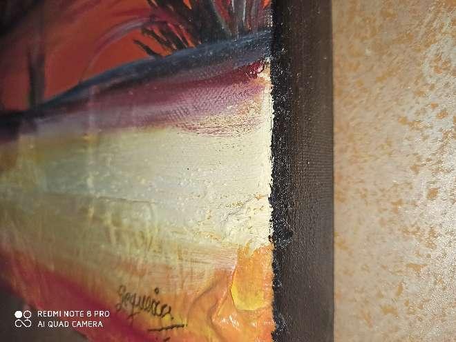 Imagen producto Cuadro pintado a mano y hecho a medida 2