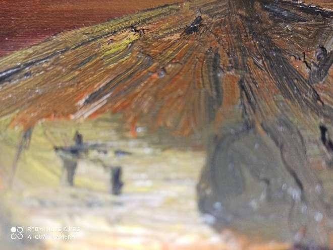 Imagen producto Cuadro pintado a mano y hecho a medida 8
