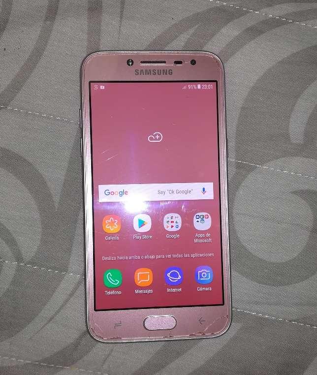 Imagen producto Samsung Galaxy J2 Pro 2018 (SM-J250F/DS) Rosa 3
