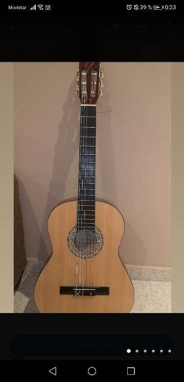 Imagen Guitarra flamenca