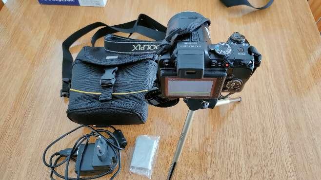 Imagen Cámara Compacta Nikon
