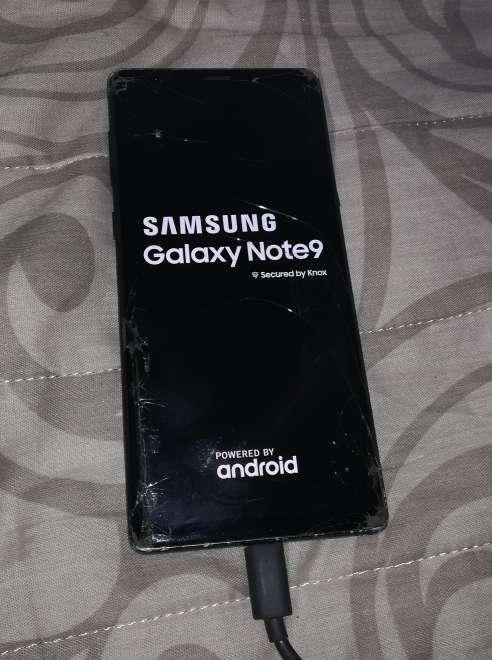 Imagen producto Samsung Galaxy Note 9 SM-N960F 1