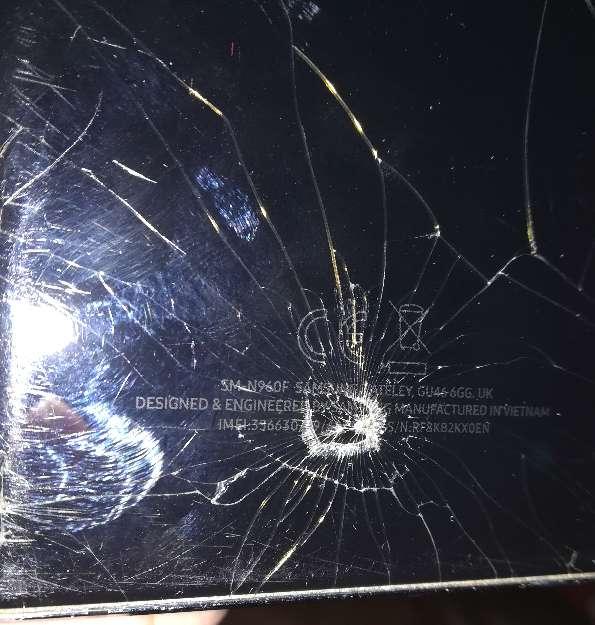 Imagen producto Samsung Galaxy Note 9 SM-N960F 8