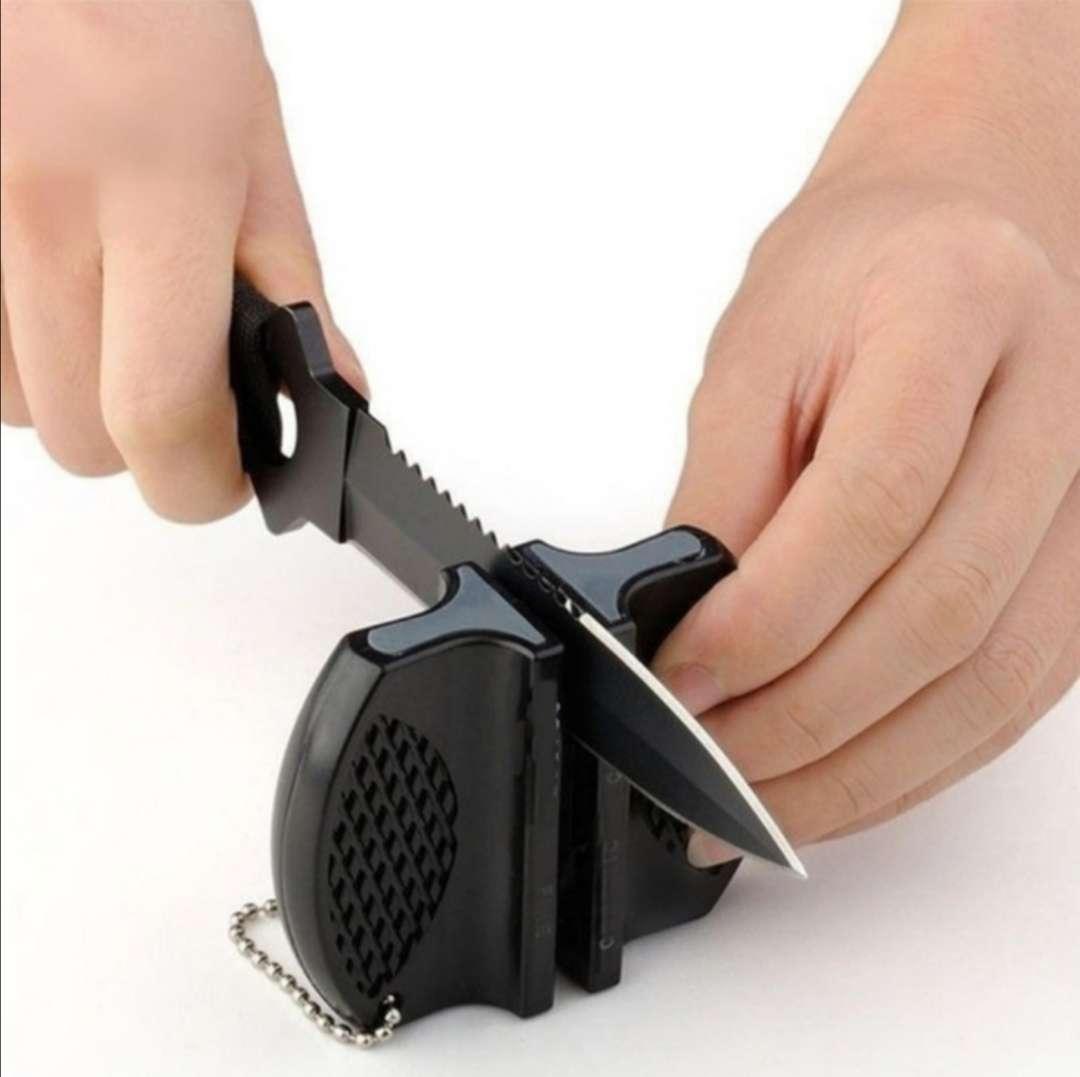 Imagen Mini Afilador para Cuchillos Negro