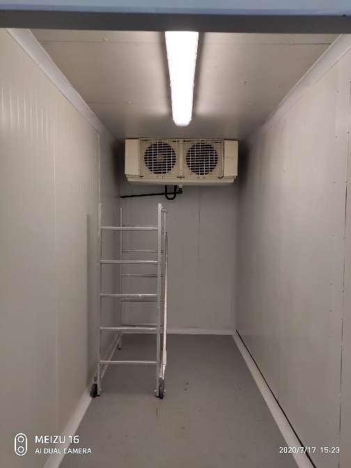 Imagen Refrigerador camara doble puerta