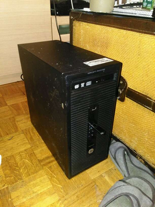 Imagen producto Torre pequeña HP 8