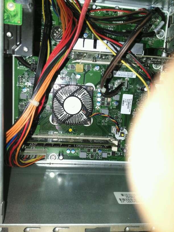 Imagen producto Torre pequeña HP 9