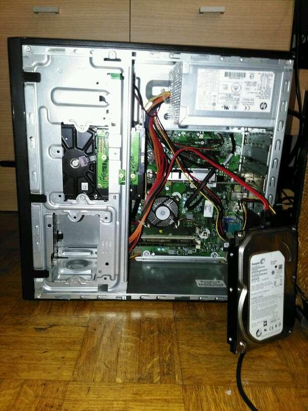Imagen producto Torre pequeña HP 10